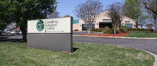 Carolina Surgical Center Building